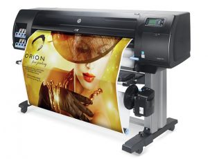Poster and Banner Printer